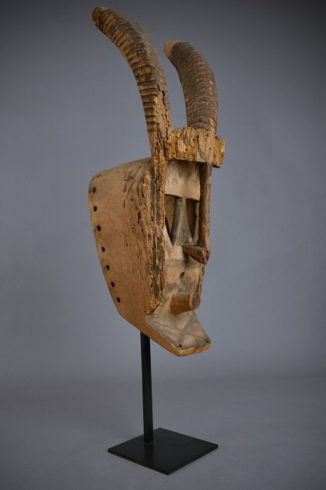 209_Dogon, Masque Mask Walu1