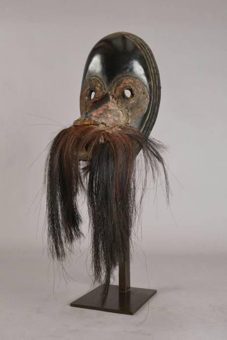 210_Dan, Masque Mask dit Ge Gon - poils de singe1