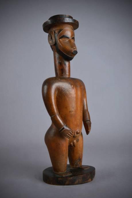 Bidjogo, Male statue