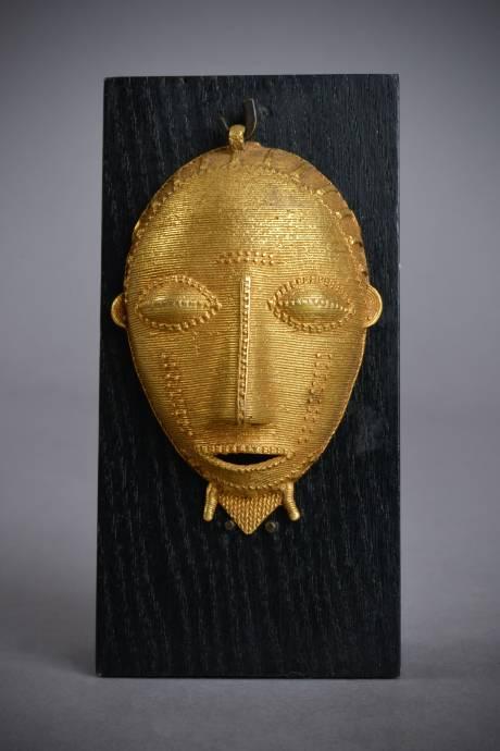 Baoule, Pendant mask