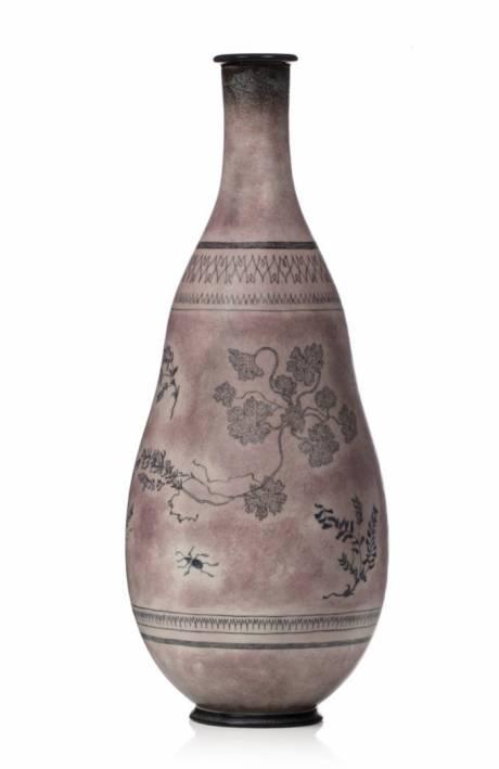 """Manufacture de Sèvres, Vase modèle """"Gensoli n°7"""""""