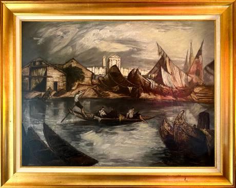 André Maire, Venise