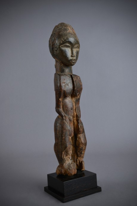 Baoulé, Statue féminine