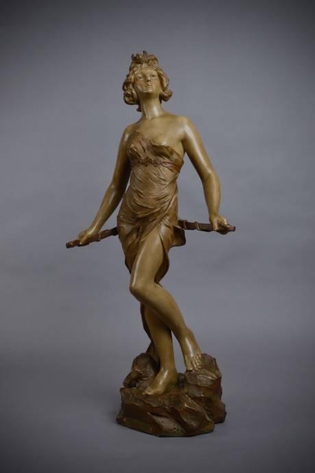 Galerie Origines - Arles - Céramique - Diane chasseresse